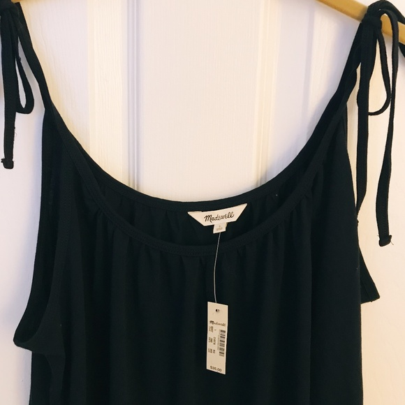 Madewell Tops - Madewell Tie-Shoulder Tank
